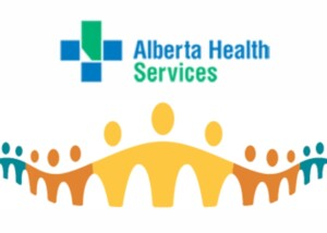 Alberta Health Service logo